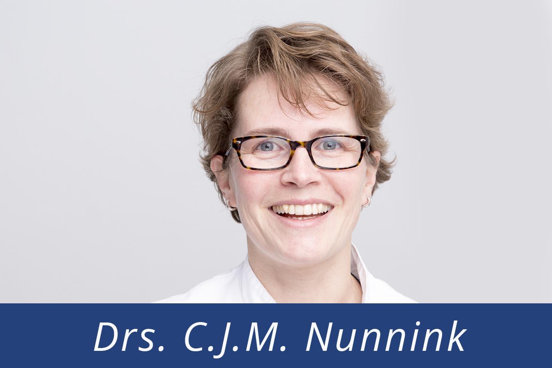 C.J.M. Nunnink Uroloog ziekenhuis Tjongerschans