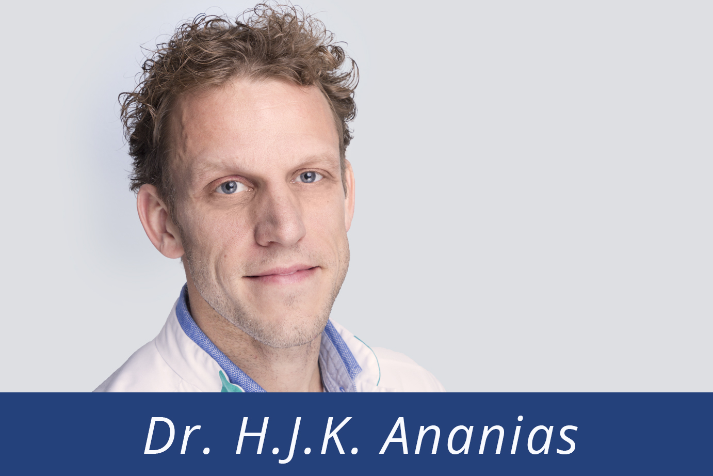 Dr. H.J.K. Ananias Uroloog St. Antonius ziekenhuis