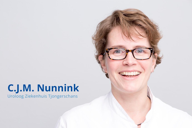 Drs. C.J.M. Nunnink