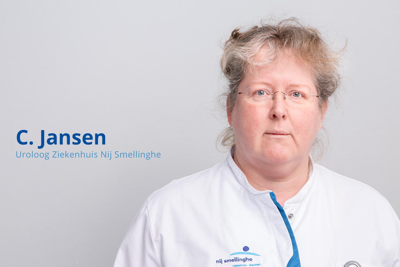 Drs. C. Jansen